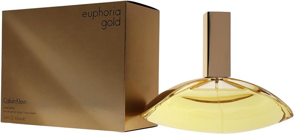 Calvin Klein Euphoria Gold Eau de parfum 100 ml : Amazon.co.uk: Beauty