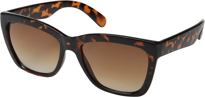 Ivanka Trump 099 Fashion Sunglasses (tortoise, brown)