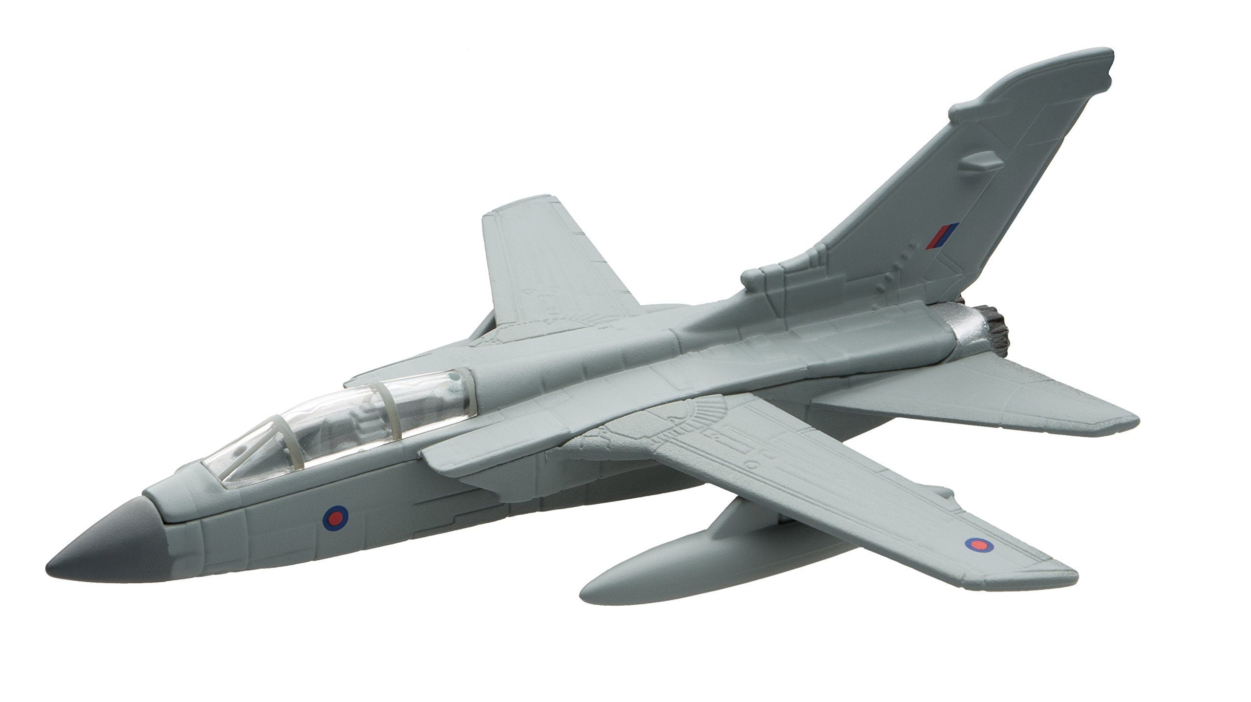 Motormax Richmond Toys Sky Wings Classic Hurricane Aircraft Die-Cast Model Approx 1:100 Scale with Authentic Details