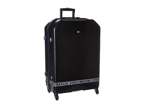 "28"" Sneaker Sport Upright Suitcase, BLACK"