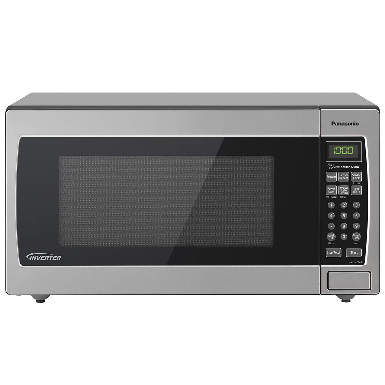 Panasonic Microwave NN SN766S Countertop Technology