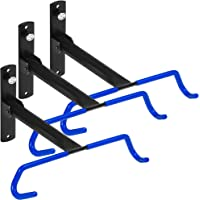 3-Pack Songmics Bike Rack Garage with Folding Hook