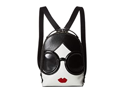 Alice + Olivia Sky Micro Backpack (Stacey Face) Backpack Bags