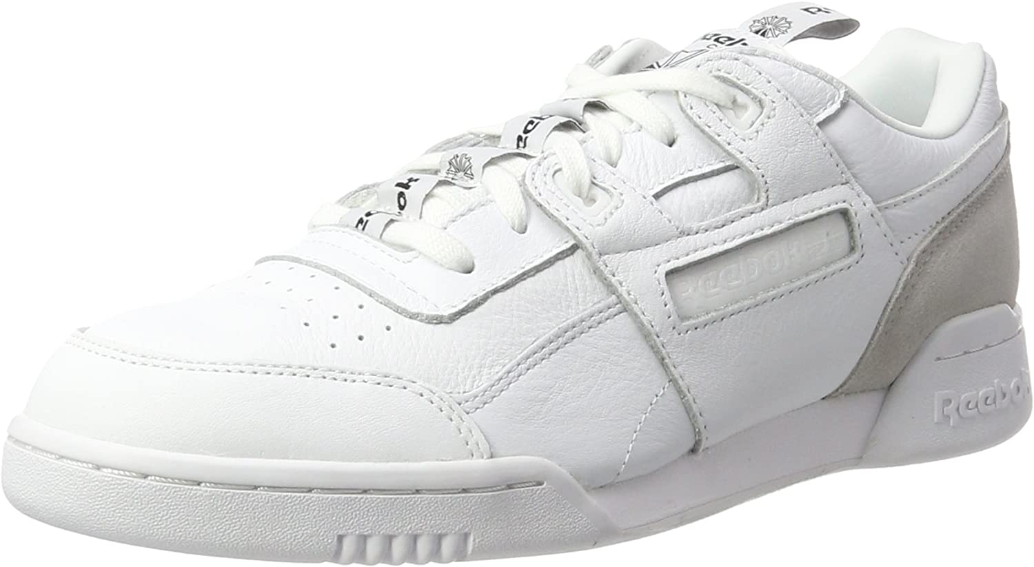 Reebok Men's Workout Plus It Low-Top Sneakers