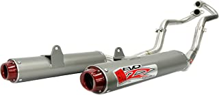 Big Gun Exhaust 09-3663 Silver Fitment Yamaha Raptor EVO R Full Dual system