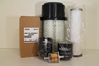 New Holland LX465 LX565 LX665 OEM Service Maintenance Filter Kit