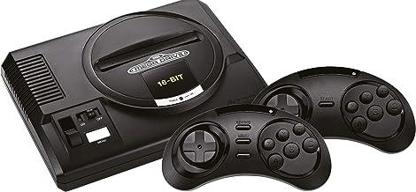 Millennium Sega Mega Drive Flash Back 9HD–Edition 2019(82preinstalado Juego clásico, 2x 2.4GHz inalámbrico Controlador, HDMI, SD de Seguridad), Color Negro