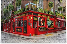 Temple Bar Jigsaw Puzzle Wooden Puzzle DIY Family Game 500 Pieces