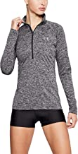 Under Armour Dames Tech 1/2 Zip Twist shirt met lange mouwen