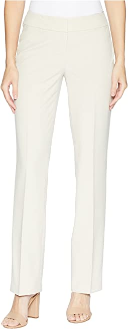 Bi Stretch Crepe Trouser Pants