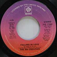 the 9th creation 45 RPM sexy girl / falling in love