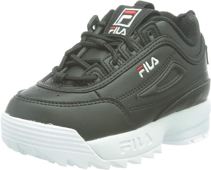 fila disruptor kids sneaker unisex-bimbi 0-24 1010826-01