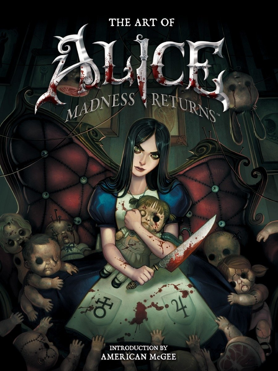 Image OfArt Of Alice: Madness Returns Lingua Inglese