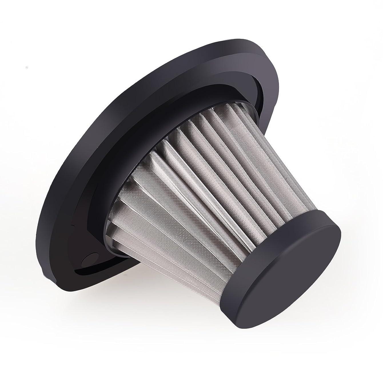 Vacplus Car Vacuum Filter, Stainless Steel HEPA Filter, Compatible Car Vacuum