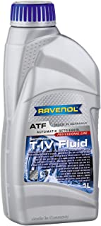 Ravenol J1D2108 ATF (Automatic Transmission Fluid) - T-IV Fluid for Toyota and Aisin AW Transmissions (1 Liter)