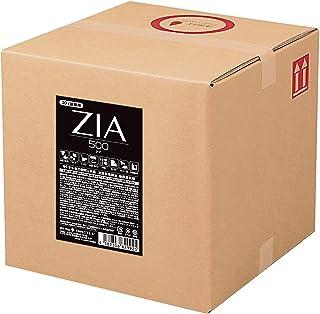非電解 次亜塩素酸水 ZIA/500 ジア 20L 詰替 500ppm テナー コック付き バックインボックス 除菌消臭剤 日本国内自社工場生産