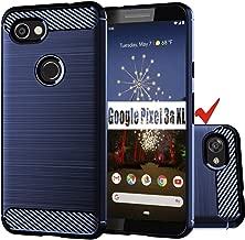 Google Pixel 3a XL Case,HNHYGETE Soft Slim Shockproof Anti-Fingerprint Full Protective Phone Cases for Google Pixel 3 Lite XL(2019) 6