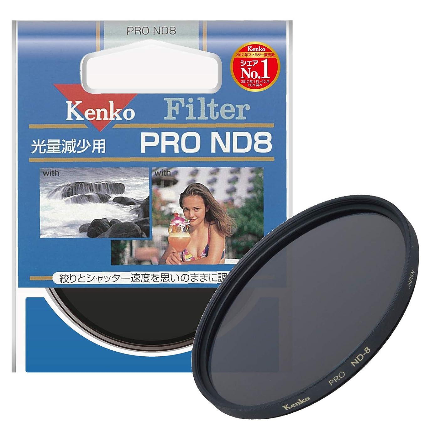 Kenko filter for camera PRO ND8 77mm for adjusting the amount of light 377 628