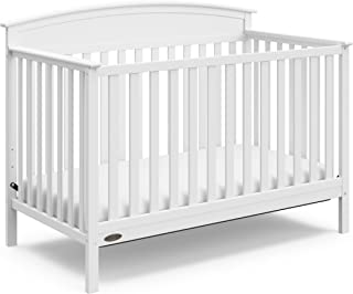 Graco Benton Convertible Crib, White