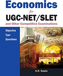Economics: For UGC-NET/SLET and Other Competitive Examinations: Objective Type Questions