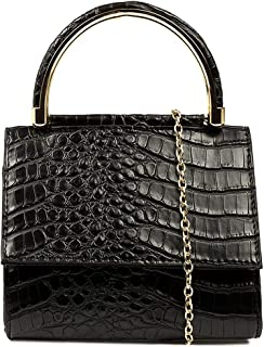 GABEE Calypso-Croc-GG Bags Womens Bags Party Clutch Bags