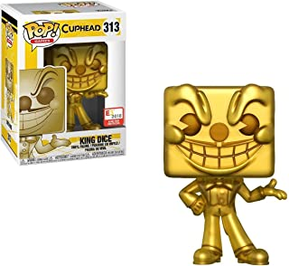 Funko Pop! Games #313 Gold King Dice (2018 E3 Exclusive)