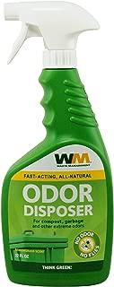 Waste Management Odor Disposer Odor Eliminator