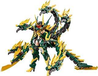 MS GENERAL[将魂姫] MG-02 関羽×雷神 DXバージョン 1/12スケール PVC&ABS製 組み立て式プラスチックモデル