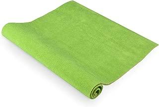 Beautyflier Artificial Model Grass Mat Light Green Turf Lawn Paper for Crafts DIY Home Model Landscape Decoration (Light Green, 40.5''L 13.75''W)