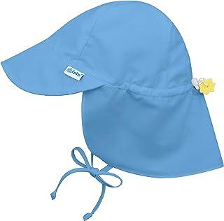 i play. Sombrero de protección Solar con Solapa, protección Solar UPF 50+ para la Cabeza, el Cuello y los Ojos