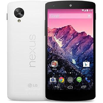 LG(エルジー) Nexus5 32GB ホワイト EM01L EMOBILE