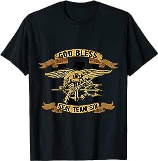Navy Seal T Shirt - God Bless Seal Team Six