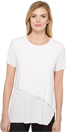 Michael Stars Jersey Double Layer Tee