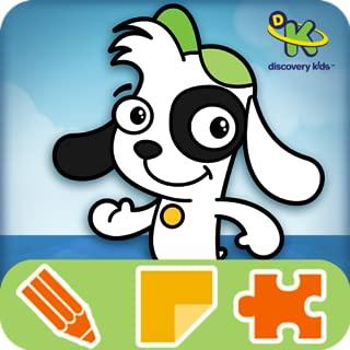 Discovery Kids Activity Book - Doki Explores the Ocean