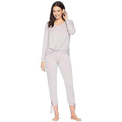 UGG Fallon Knit Sleepwear Set (Lavender Fog Heather) Women