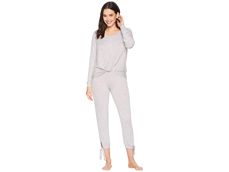 UGG Fallon Knit Sleepwear Set (Lavender Fog Heather) Women