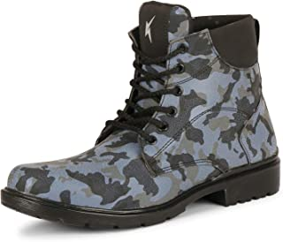 Kraasa Soldier Boots for Men