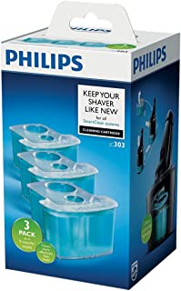 Philips SmartClean Cleaning Cartridge Pack 3