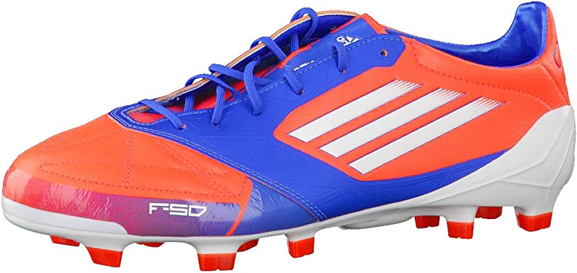 adidas F50 Adizero TRX FG Leather, Chaussures Mixte Adulte, Rosso ...