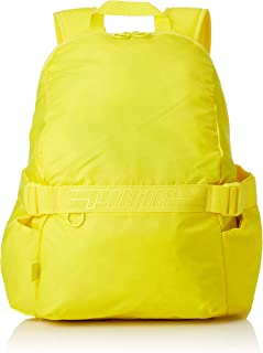Puma Cosmic Backpack Yellow Luggage For Women, Size One Size