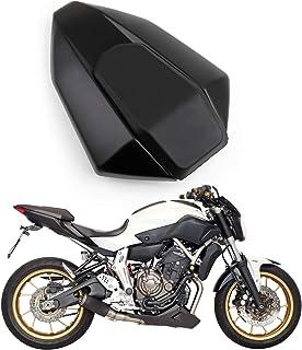 JFG RACING Funda para Asiento Trasero de Motocicleta Yamaha R1 2007-2008