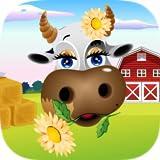 Kids Cow Farm Scratch Off Game - Amazing...