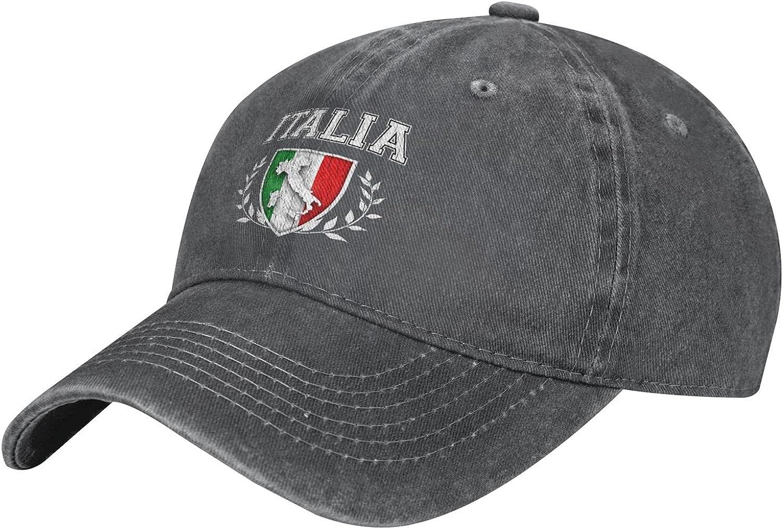 LMSSHISANN Italia Map Bargain Kids Cowboy Cap Adjustable Fi Super special price Hat Baseball