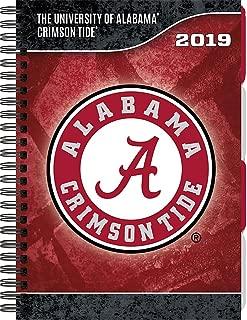 The University of Alabama Crimson Tide 2019 Tabbed Planner