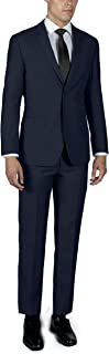 ALAIN DUPETIT Men's Two Button Slim or Regular Fit Suit in Many Colors