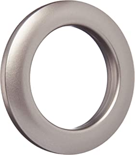 Dritz NR-713 Curtain Grommets 8 Pack Pewter 1-9/16in, 1-9/16-Inch