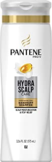 Pantene Pro-V Hair Shampoo, Hydra Scalp Care Dandruff, 12.6 Ounce