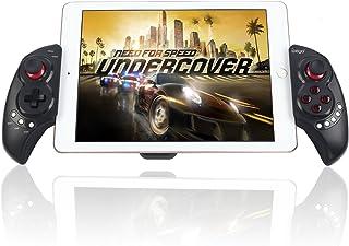 PowerLead ワイヤレス Bluetooth ゲームパッド コントローラ Android/Samsung/タブレット/PCに対応 PG-9023