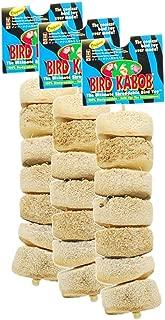 Wesco Pet Original Bird Kabob Shreddable Bird Toy (3 Pack)