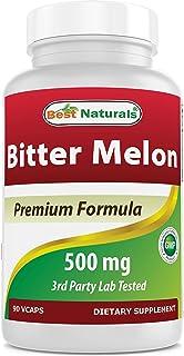 Best Naturals Bitter Melon 500 mg 90 Veggie Capsules